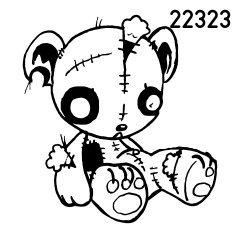 Motiv Kuschelbär 22321