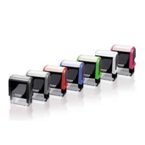 Trodat Printy 4912 in verschiedenen Farben