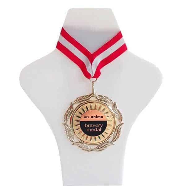 individuelle Medaillen beschriftung