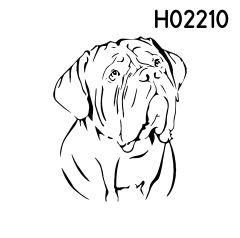 Motiv Hund H02210