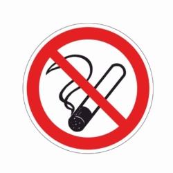 Aufkleber.Rauchen verboten.03