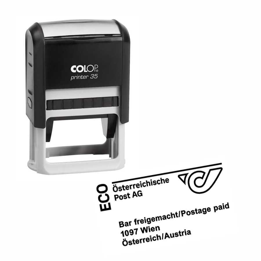 Stempel.Printer35.Post .ECO
