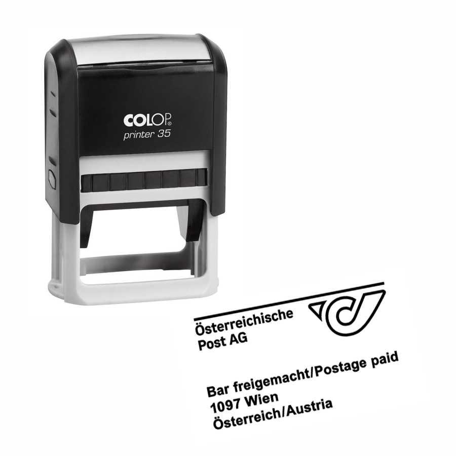 Stempel.Printer35.Post .neutral